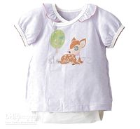 100% Cotton   COMBI Romper Baby Bodysuits rompers t-shirt Tops PP pant Shirts Costumes infant jumpers jumpsuit ZW9