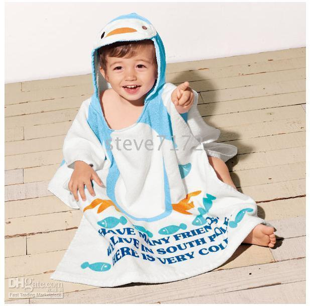 baby grooming - nissen robes towels Baby robes turkish towel washing towels costumes Bathing towel Grooming TZ124