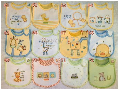 Discount baby handkerchief scarf bibs baby bib pinnies scarves shawl handkerchief muffles baby wipes neckcloth baby neckerchief CL322