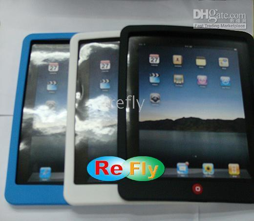 ipad accessories - Apple iPad netbook accessories silicone skin soft case high quality brand new