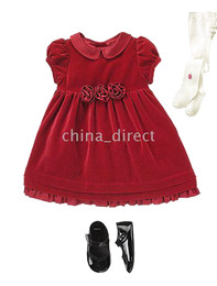 Girls Dress Summer Skirts dresses Overalls one-piece DRESS Skirts 12 pcs lot mixed nice