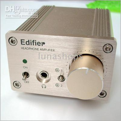 Wholesale HiFi AMP Edifier Hall HA11 Headphone Earphone Amplifier