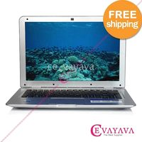 Wholesale Xmas gifts inch Laptop with DVD RW Atom GHZ GB DDR2 GB HDD WIFI Camera