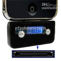 Wholesale E IP3G FM Transmitter for iPhone G iPhone GS iPhone iPod