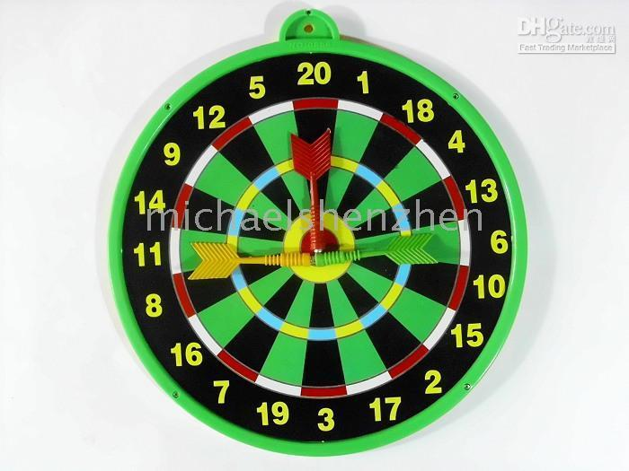 Wholesale Double sided Magnetic DARTBOARD with DARTS cm