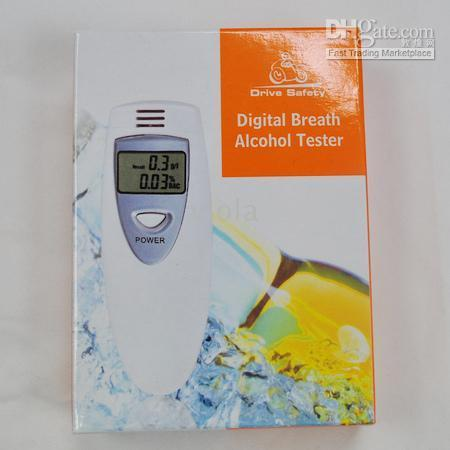 Wholesale Digital Breath Alcohol Tester Drive Safety