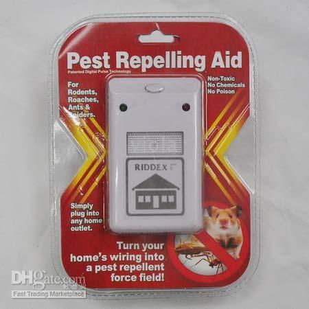 Wholesale Pest Repelling Aid Roaches Ant Spider Repeller Pest Repellent riddex plus
