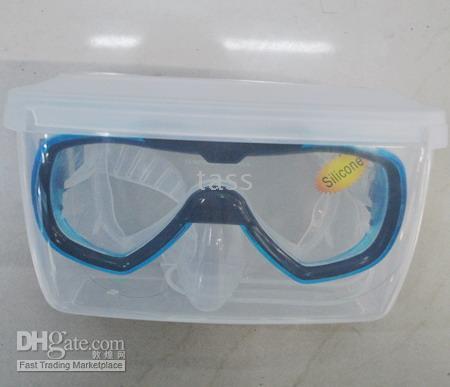 Nuota gli Occhiali di protezione di Nuoto in Immersione Occhiali 48pcs