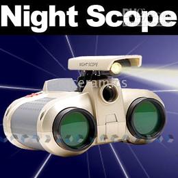 96pcs Lots Children Binoculars Surveillance Telescope W  Night Vision