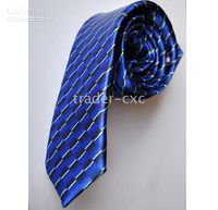 Wholesale narrow men s ties Casual Ties necktie new arrival men s tie neckties Terylene cravat