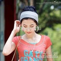 Wholesale Sell elegant natural head head hoop hair band