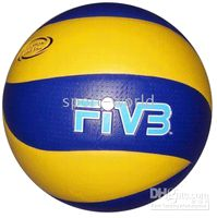 Wholesale Fast shipping MIKASA Volleyball MVA Soft Touch PU Game Ball Offical Size with top quality