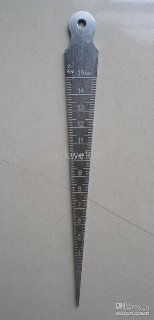 Wholesale Taper Welding Gauge Gage Test Ulnar Welder Inspection