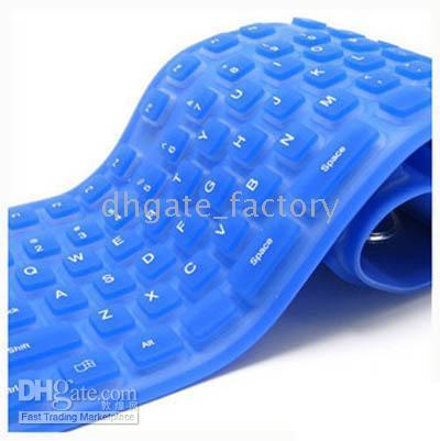 Wholesale Foldable Keyboard Waterproof,Anti-Oil & dust,Silicone Keyboard,Sealed design