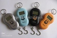 Digital scale   Wholesale - 40kg x 10g Portable Pretty Smile LCD Digital Scale 20pcs