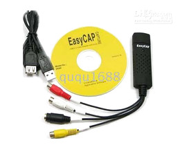 # Vente par 10pcs / lot USB 2.0 Video Audio Capture Editer l'adaptateur TV Card Vista PC30 à partir de fabricateur