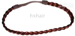 Wholesale Braided plaited headband items per