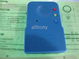 Wholesale Handheld Voice Changer Portable Mobile Phone Telephone HK POST