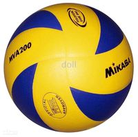 Wholesale 10pcs MIKASA MVA200 volleyball PVC leather soft touch good quality