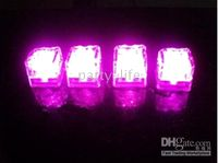 Pink Ice Cube LED light For Party Wedding Bar Christmas 120p...