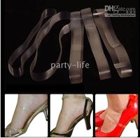 Clear shoe straps for Loose Shoes , 100pairs lot