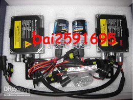 Wholesale 35W car lamps HID XENON kit CONVERSION Xenon ballasts bulbs K K K K K