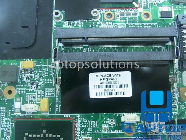 Wholesale 461069 HP DV9500 GT811AV GA334UAR GA336UAR intel PM M G86 A2 motherboard