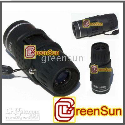 Wholesale 5pcs Cute Nikula Powerful x18 Zoom Monocular Telescope Binocular