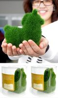 Wholesale Children Gift Artificial Turf Animal Decoration Grass Land Lovely Animal Exquisite