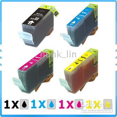 Wholesale 4x ink For Canon i550 i855 iP4000 iP5000 S400 i550 i560 i850 i860 i865 i6500 i8650 BCI eBK