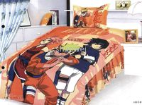 Wholesale New Arrival Naruto Kids Duvet Cover Children Cartoon bedding set quilt cover amp pillow case amp bedspread