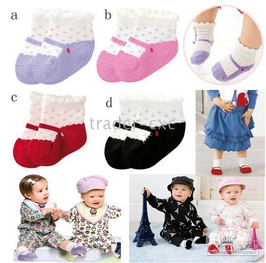baby infant anklet - Children s Socks baby socks baby short socks infant sock COMBI colors baby anklet FF26