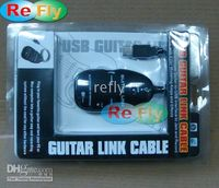 Wholesale New and Hot USB GUITAR LINK CABLE BRAND NEW