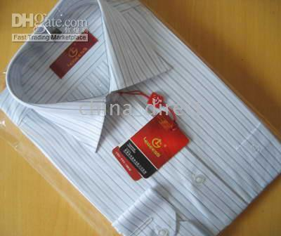 Wholesale Chinese brand Men s Shirts Business shirts tops Dress shirt Casual Shirt