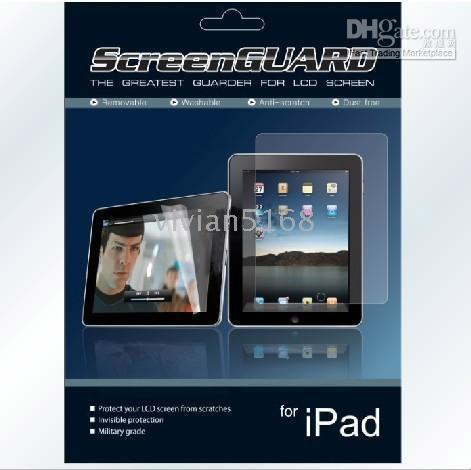 Wholesale Ipad Screen Protector Screen Guard For Original Ipad inches screen ert