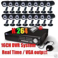 Wholesale CCTV ch H TB Network DVR Cameras security system