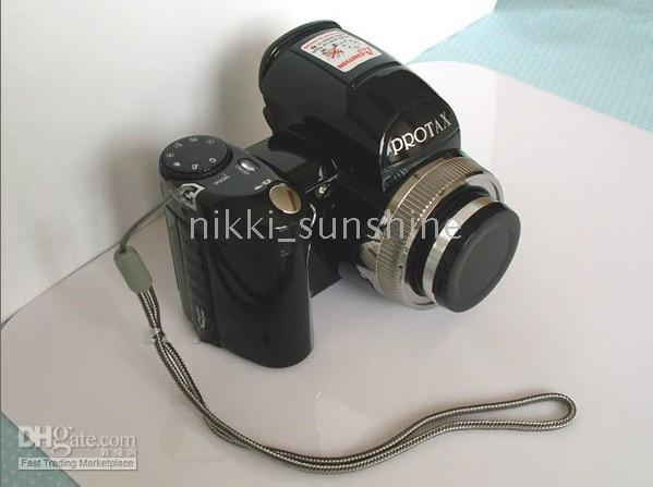 Wholesale SLR MP Digital Camera x digital zoom DC500T inch TFT LCD High Digital Cameras in colors
