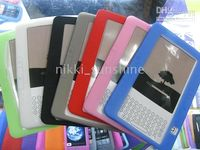 Wholesale silicon case for Amazon DX kindle case with five colors