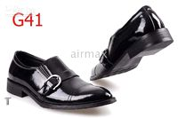 Wholesale Italian Brand Men s Black Dress Shoes Leather Casual Athletic Walking Office Size D51750