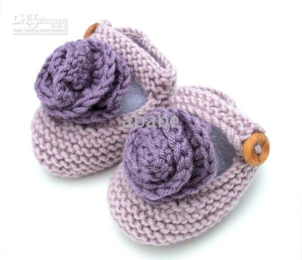 Cheap Girl cute shoes Best Spring / Autumn Cotton crochet boots