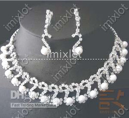 Wholesale Pearlion Pearl necklace Pearl Sets Pearl Rings Pearl earrings Pearl Bracelet Pearl Jewelry XN1