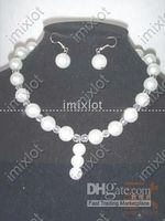 Wholesale Pearl Claw Chain Jewelry Pearl Sets Pearl Bracelet Pearl Jewelry mixed