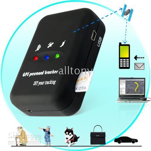 Wholesale Global GPS GPRS Tracker GPS Personal Tracker GPS car Tracker with Two Way Calling SMS Alerts
