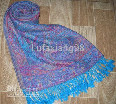 Wholesale Pashmina Scarves cashmere scarf shawl wraps shawls OF COLOR NO items per