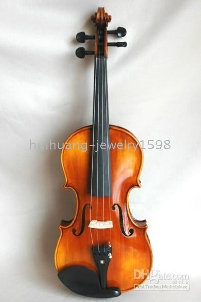 Wholesale Special Hand Made Hand Varnished Violin antique High Quality Brazilwood Bow AAA2