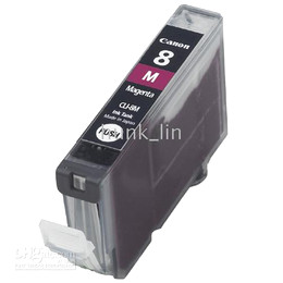 Wholesale 1x Ink CLI CLI M chip for Canon iP3500 iP4300 iP4500 iP5200 iP5200R iP5300 MP530 MP610 MP800