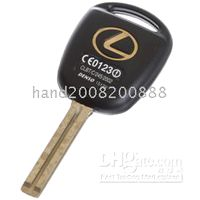 Wholesale LEXUS Buttons Remote Key Case Shell Cover casing as good as the original one folding