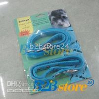Wholesale PET Dogs COLLAR Rubber BLUE Brand New YA156
