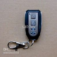Wholesale Metallic Wireless remote control for wireless alarm system security system Mhz or Mhz