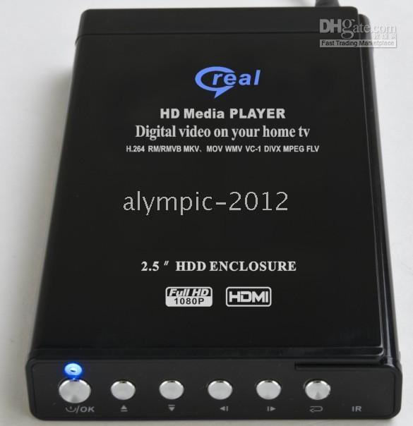 hdd media player enclosure - Computer HDD Player HDD Enclosure amp P HD Media player